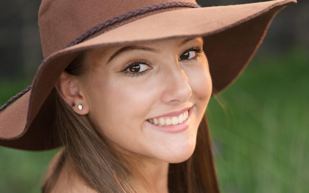 Anna, Class of 2018 Summer Portrait Session- Zelienople